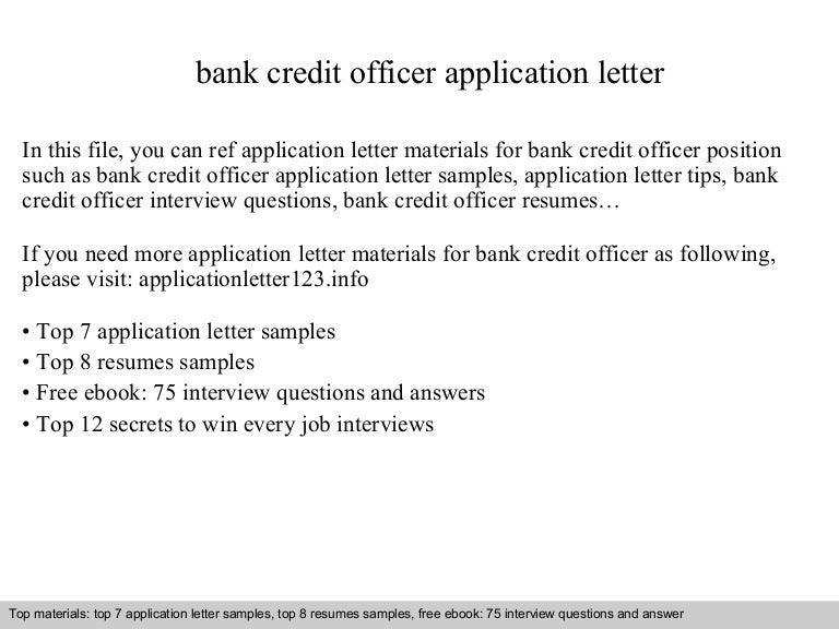 Bank credit officer application letter bankcreditofficerapplicationletter 140903005146 phpapp02 thumbnail 4gcb1409705536 altavistaventures Images