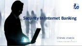 Security In Internet Banking