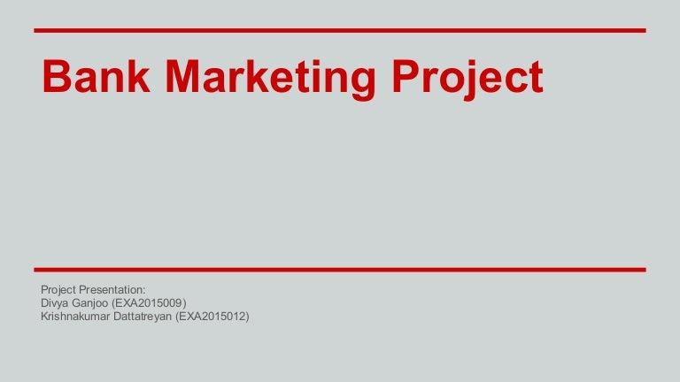 Bank marketing mini-project