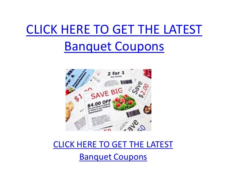 banquet coupons printable banquet coupons