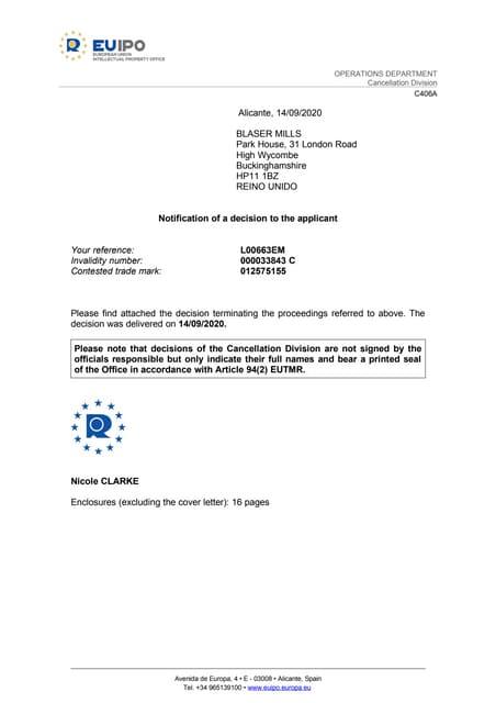 Flower Thrower Bansky EUIPO decision (Sept2020)