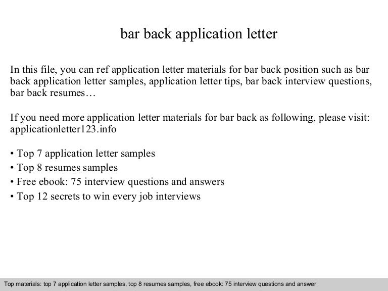 Barback Resume Examples Bar Resumes By Hrvinet Inside Bar Back  Barback Resume