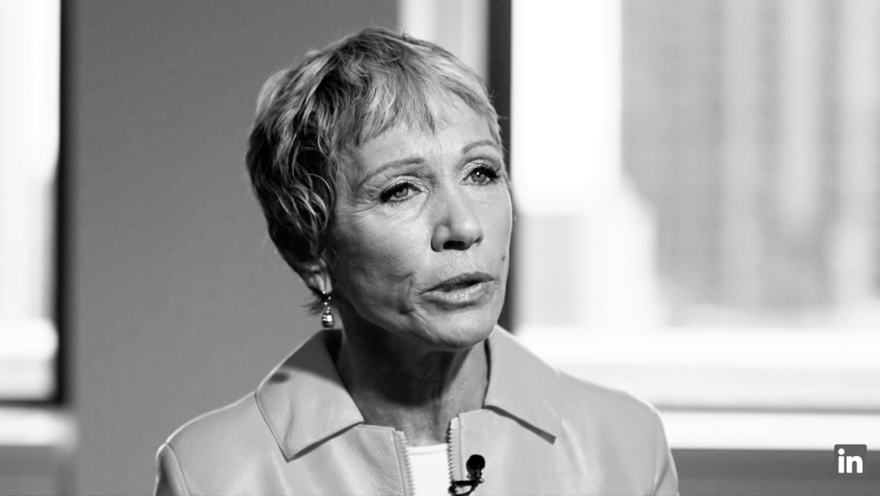 Barbara Corcoran Tried 22 Jobs Before She Found the Right Career