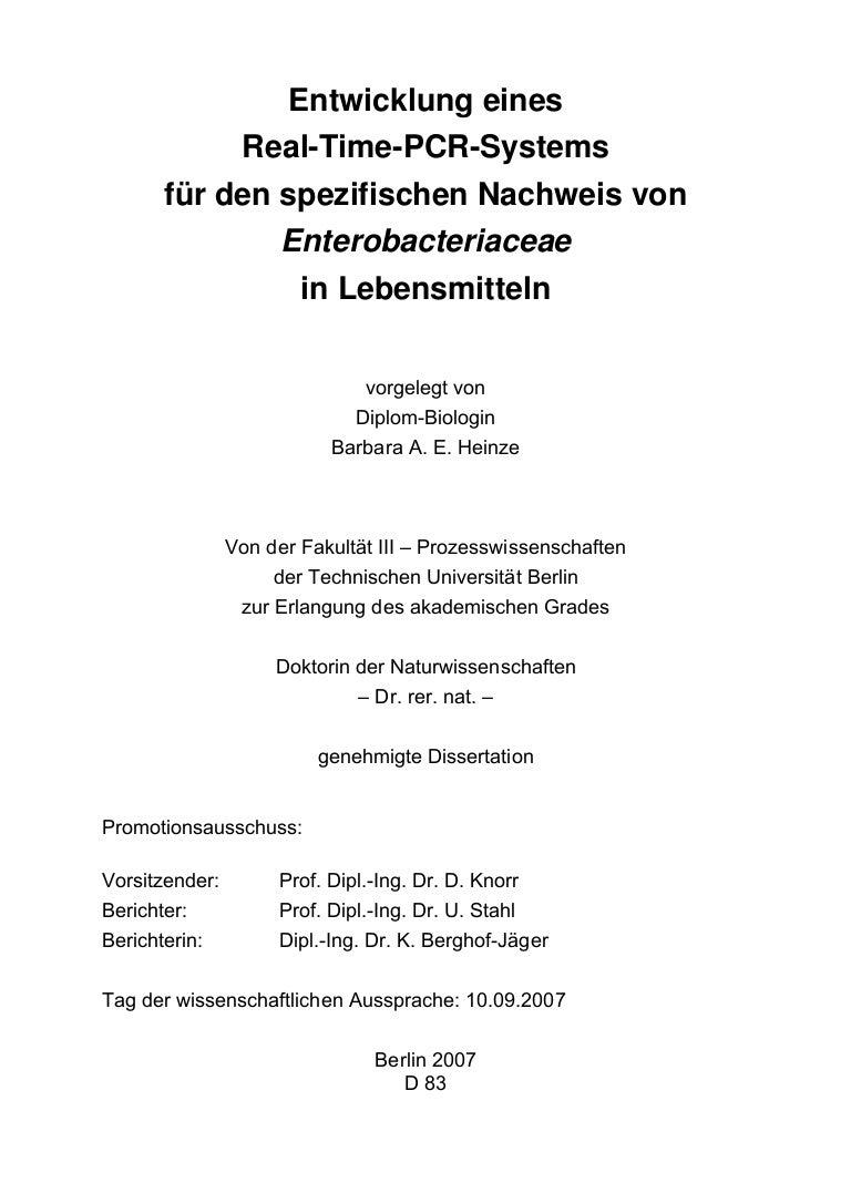 Dissertation cornelia heinze
