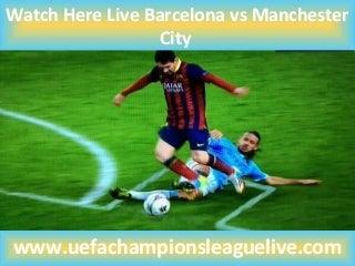 manchester city vs barcelona resultado