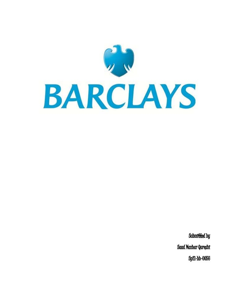 Barclays Report