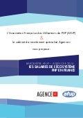 Baromètre Afup - salaires de l'écosystème PHP en France - Décembre 2013