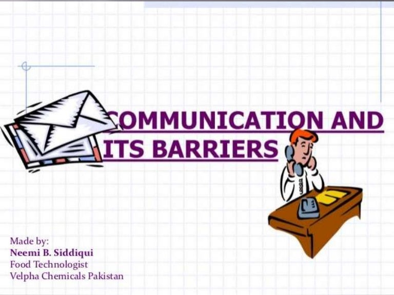 communication barriers and solution Communication barriers get in the way of good health care this guide offers tips for overcoming communication challenges so you and your patients (and the families and friends who accompany them) can engage in effective shared decisionmaking.
