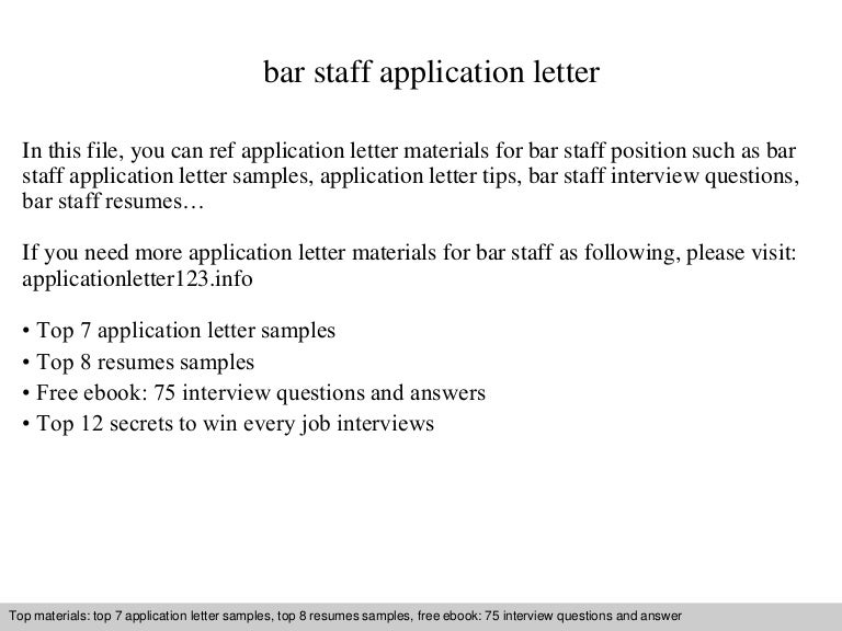 writing a great cover letter