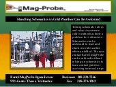 Bartol Mag-Probe in Cold Weather