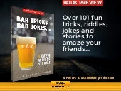 Bar Tricks, Bad Jokes and Even Worse Stories Book Preview