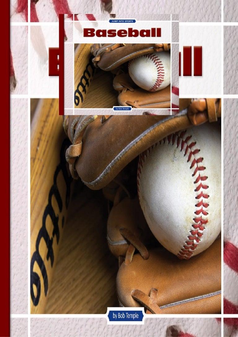 Free [PDF]⚡DOWNLOAD❤ Baseball (Jump into Sports)