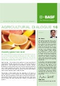 Agricultural Dialog - A society grown from seed - April 2012