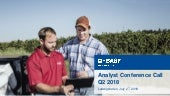 BASF analyst conference Q2_2018_