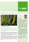 Agricultural Dialog - Curtailing the cure? - October 2011