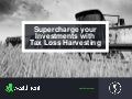Supercharge your Investments with Tax-Loss Harvesting