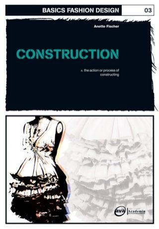 Basics fashion design construction (2009)bbs