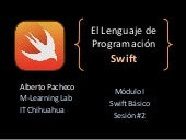 Swift Programming Basics (Part I)