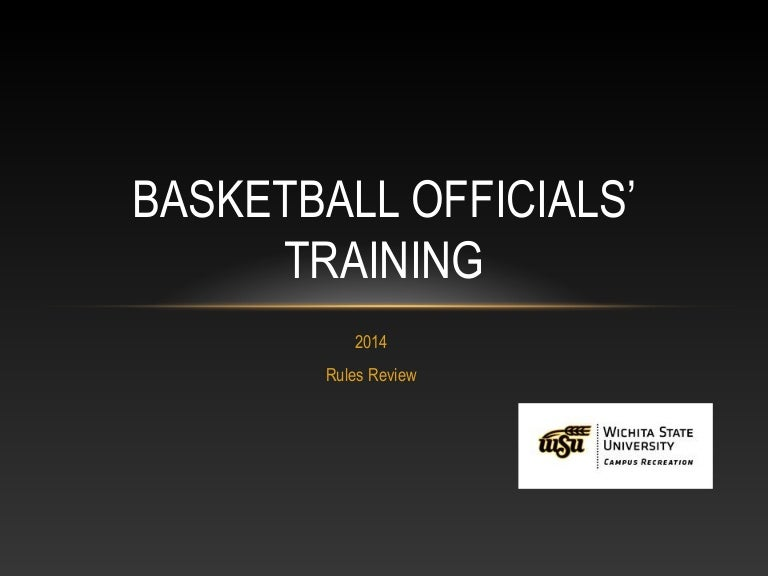 basketball rules 2014