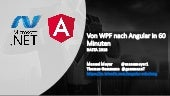 TechEvent BASTA von WPF nach Angular in 60 Minuten