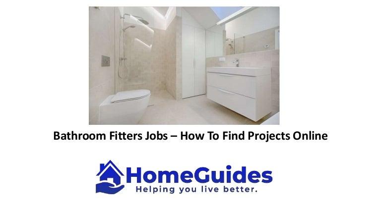 Bathroom Fitter Jobs