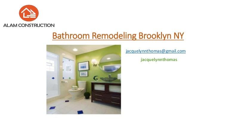 Bathroom remodeling brooklyn ny