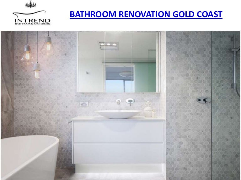 Bathroom Renovation Gold Coast Intrend Bathrooms