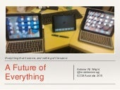 ICCM AU: A Future of Everything (Keynote 1)