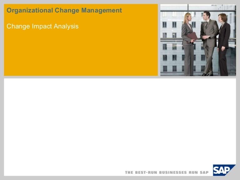 bbp change impact analysis sample_2009_v07, Presentation templates