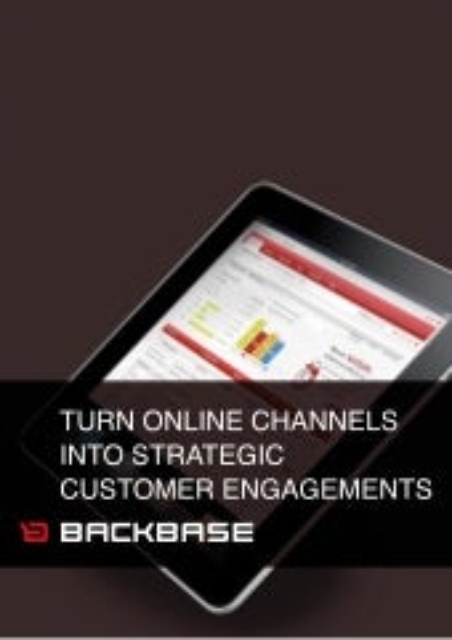 Backbase Portal Brochure