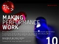 Making Performance Work (BetaCodex10)