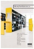 2012 BCI Schulz Speyer Library Furniture Catalog_English Version