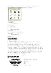 Bcm5461sa2kqmg -broadcom electronics-chip. Com.