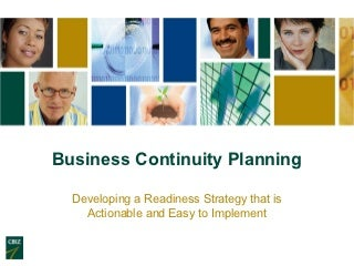 Bcp business continuity plan