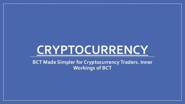 cryptocurrency trading classes