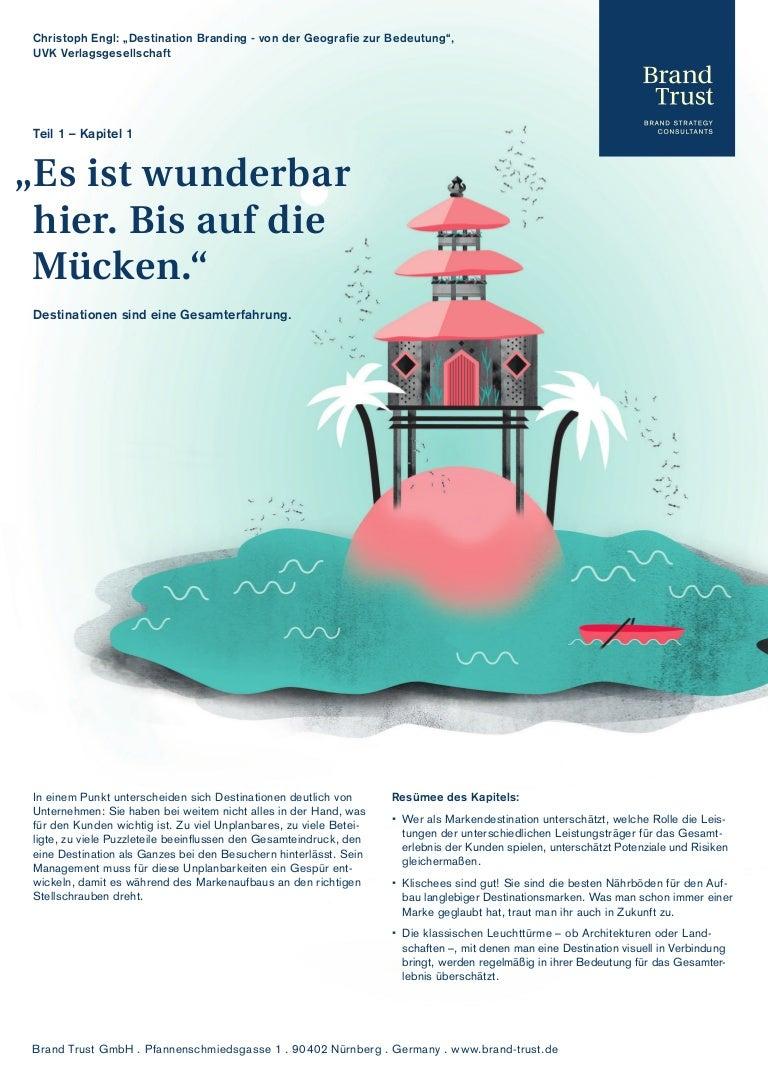 Christoph Engl Destination Branding Von Der Geografie Zur Bedeutu