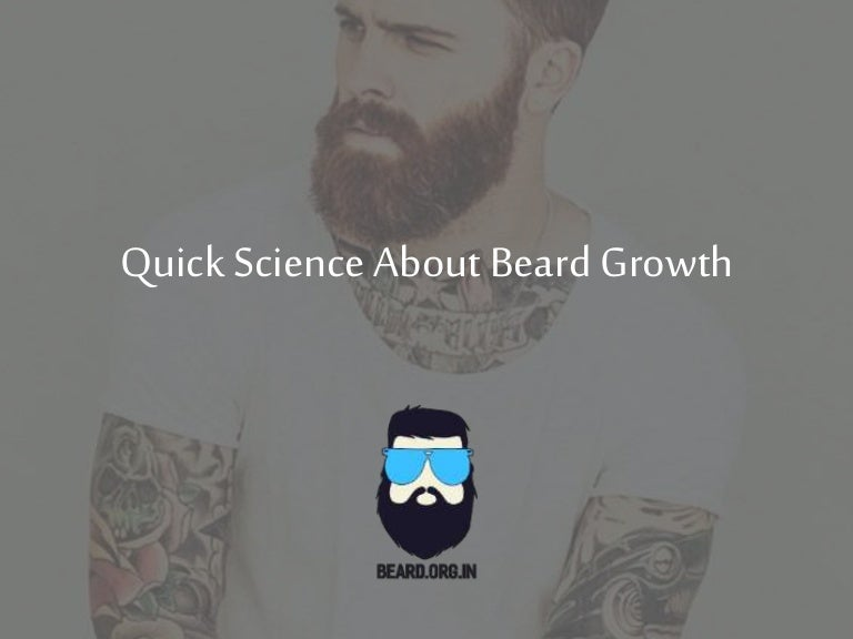 Quick Science Behind Beard Growth And Biceps