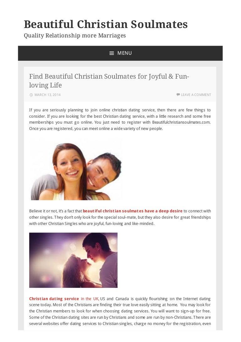 Christian dating free registration