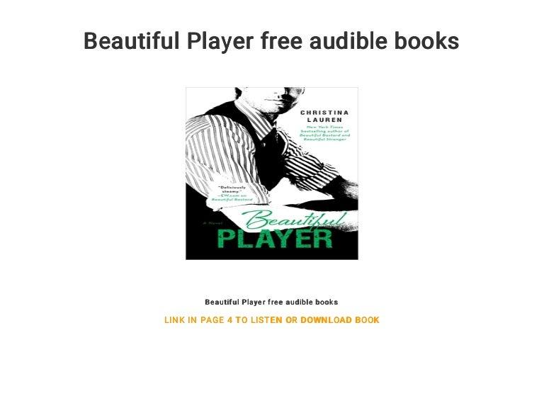 Beautiful Player free audible books