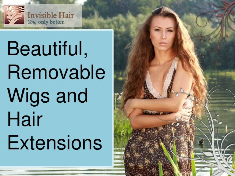 Beautiful Removable Wigs And Hair Extensions