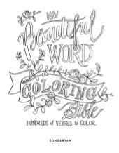 Beautiful Word Coloring Bible View Sampler