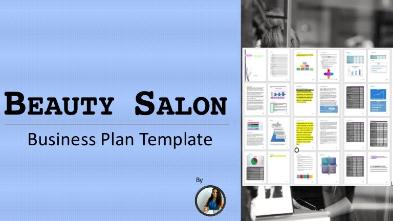 Beauty salon business plan template wajeb Gallery