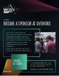 Become a sponsor at Liveworx 2017!