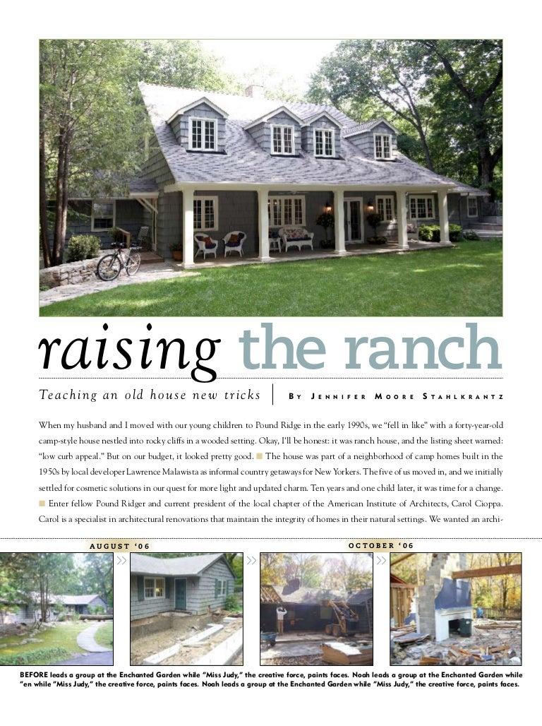 Raising The Ranch Story