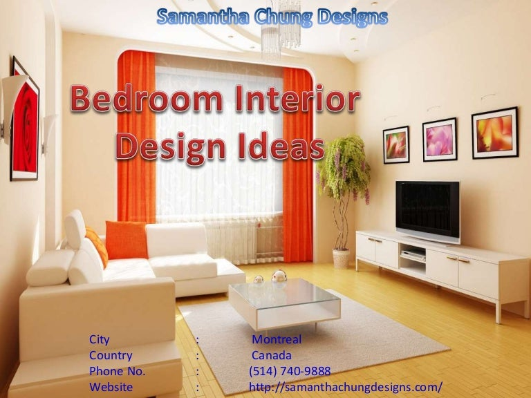 Bedroom Interior Design Ideas with Colours & Pictures