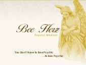 Bee Herz Psychic Medium