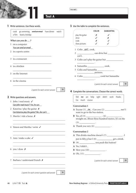 Upstr b2 test_booklet