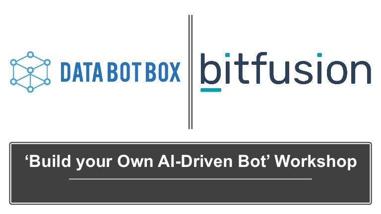 Beginners chatbotai workshopdbb_bitfusion