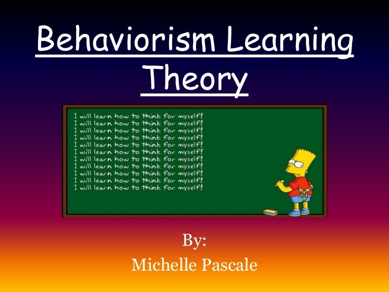 behaviorism Behaviorism refers to a psychological approach which emphasizes scientific and objective methods of investigation the approach is only concerned with observable stimulus-response behaviors, and states all behaviors are learned through interaction with the environment.