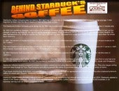 Behind starbucks' coffee